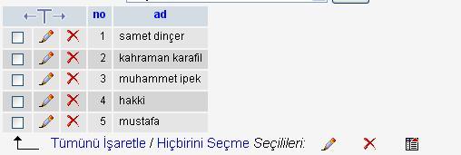 select_komut